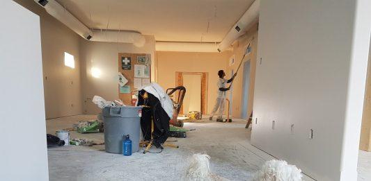 פינוי דירה והכנה שלה למגורים