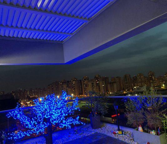 פרגולה מאלומיניום דמוי עץ - יתרונות האלומיניום עם הנראות של העץ